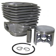 HYWAY HUSQVARNA 181 288 281 CYLINDER KIT NEW NISIC COATED 1YR WARRANTY